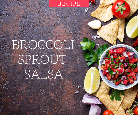 #10 Broccoli Salsa A
