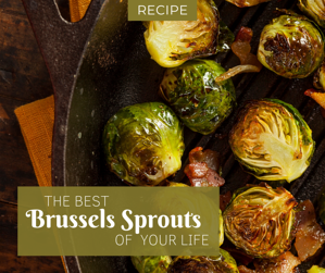 #10 Brussel Sprouts A