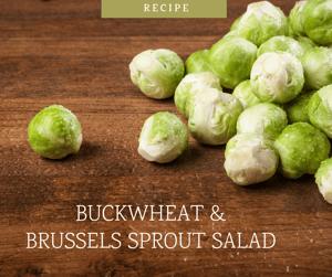#11 Buckwheat recipe A