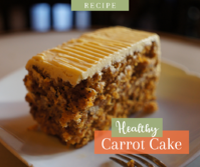 #11 Carrot Cake A