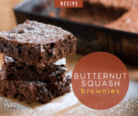 #12 Butternut Squash Brownies B