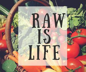 Benefits of raw food