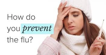#21 flu prevention
