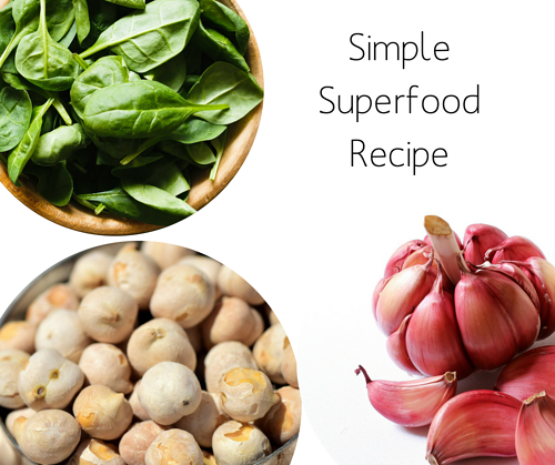 Simple superfood recipe