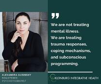 Mental Illness Quote - Alexandra